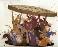 Pry, To 365: Day 31: Pixar Concept Art (Part 3)