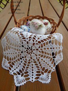 Free Crochet Doily Patterns, Crochet Placemats, Crochet Mandala, Filet Crochet, Crochet Motif, Diy Crochet, Crochet Doilies, Crochet Flowers, Crochet Books