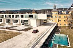 Zwischen den Extremen - FAHRFREUDE.CC – Fahrberichte von Österreichs führendem Motorblog Style At Home, Spa, Logs, Location, Mansions, House Styles, Home Decor, Faceted Crystal, Modern Interior Decorating