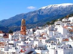 7 Day Walking and Hiking itinerary in the Axarquia region of Andalucia