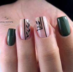New trends - FoxyNails: Маникюр дизайн ногтей Perfect Nails, Gorgeous Nails, Hair And Nails, My Nails, Latest Nail Art, Diy Nail Designs, Nail Art Diy, Diy Art, Nagel Gel