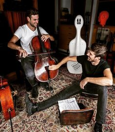 2 Cellos - Stjepan Hauser & Luka Sulic