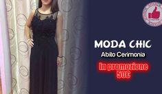 ABITO CERIMONIA IN PROMOZIONE DA MODA CHIC http://affariok.blogspot.it/