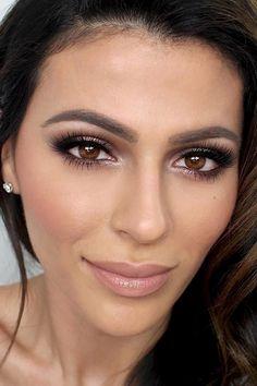 Bridal Makeup | #Makeup | http://missmaven.com/wedding-makeup-dos-donts/