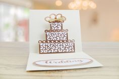 Cutting Craftorium presents Pop - a collection of beautiful makes for every occassion! Cutting Craftorium Pop, Scan N Cut, Brother Scan And Cut, Presents, Birthday Cake, Usb, Place Card Holders, Inspiration, Beautiful