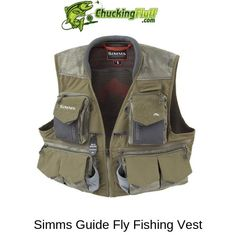 Best Vest for Fly Fishing 2019 - Buyers Guide and Comparison Fishing Vest, Fishing Knots, Fishing Life, Trout Fishing, Bass Fishing, Fly Fishing For Beginners, Utility Vest, Fly Rods, Fishing Outfits