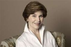 Laura Bush, class act all the way.