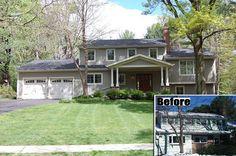level exterior on pinterest split level home split level remodel