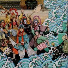 Lady White Snake (白蛇傳): A Tale From Chinese Opera/ Aaron Shepard/ Pan Asian Publications, 2001. Illustrator: Song Nan Zhang