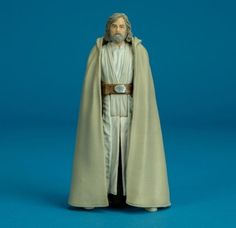 ICYMI: Luke Skywalker Action Figure Star Wars Jedi Force Knight Statue Accessories Toy