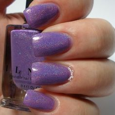 Charmingly Purple from ILNP