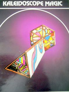 Kaleidoscope Magic Book Don McClure Stained Glass Patterns Tips Ideas Frames