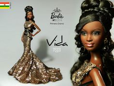 theblackdolllife - Posts tagged the black doll life African American Beauty, African American Dolls, Barbie Gowns, Barbie Clothes, Barbie Mode, Diva Dolls, Dolls Dolls, Poppy Parker, Beautiful Barbie Dolls