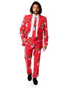 01d1b6d347b8 Costume Noël homme Opposuits™ : Deguise-toi, achat de Déguisements adultes