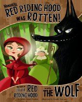 teaching reading - best kids books - best picture books - fairy tales - teaching Point of View - Honestly, Red Riding Hood Was Rotten!: The Story of Little Red Riding Hood as Told by the Wolf Reading Activities, Teaching Reading, Reading Strategies, Teaching Ideas, Guided Reading, Reading Comprehension, Learning, Reading Skills, Thinking Strategies