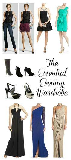 The Essential Work Wardrobe | tixeretne