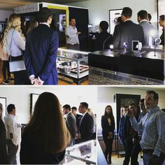 European University business School visited our Workshop. Young spirits are always welcome!