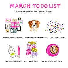 #brightlydecoratedlife www.evelynhenson.com