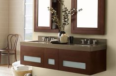 Size  36''  31''  23''    Color / Finish  Cinnamon (F08)  Dark Cherry (H01)  Black (B02)    Tops  Glass Sinktop  WideAppeal™ Top  TechStone™ Top  Ceramic Sinktop    Accessories  Wall Filler  Side Cabinet  Medicine Cabinet  Mirror|More kitchen remodeling ideas here: http://kitchendesigncolumbusohio.com/kitchen-ideas.html