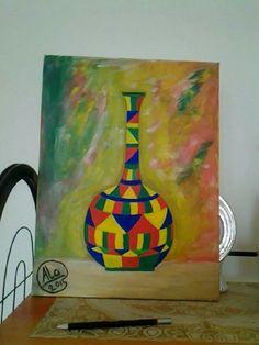 a culorfull jar :)