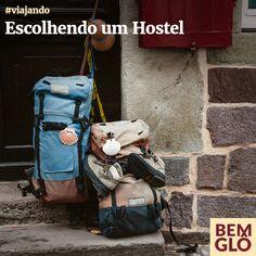 Se você vai viajar e pretende economizar, experimente ficar em um hostel! Veja nossas dicas antes e boa viagem. ;)