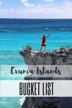 Les Bahamas, Bahamas Honeymoon, Exuma Bahamas, Bahamas Vacation, Vacation Trips, Nassau, Atlantis Bahamas, Italy Vacation, Exuma Island