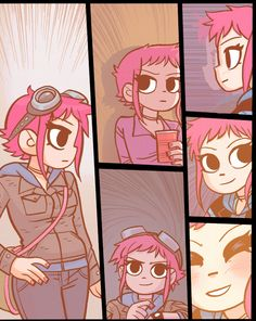 Scott Pilgrim´s Finest Hour Vol. 6 Pag-82 by Bryan Lee O´Malley (2010)