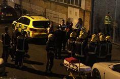 TWELVE PEOPLE INJURED AFTER ACID ATTACK IN LONDON CLUB