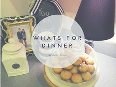 Mrs. Erica's Blog: Whats for Dinner | Week One 2016
