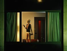 Andreas Kock s Stalker - The thought of being peeped on from an opposing hotel room—like the shots within Andreas Kock's 'Stalker' photography—. Narrative Photography, Cinematic Photography, Fine Art Photography, Street Photography, Portrait Photography, Fashion Photography, Photography Series, Edward Hopper, Helmut Newton