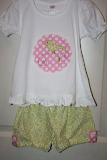 applique site clothing tops and bottoms