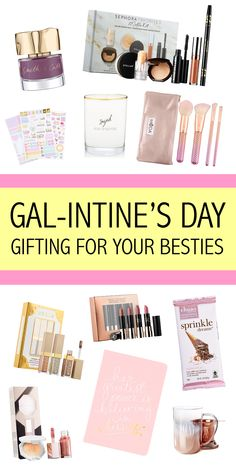 Little Blushing Birdie: Galentine's Day Gifts to Give #valentinesday #giftguide #giftsforher