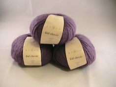 Rowan Kid Classic - purple