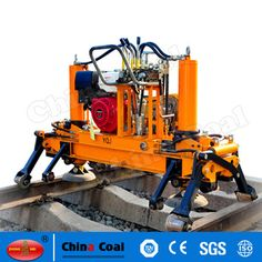 chinacoal03 YQJ-200 350N Hydraulic Track/Rail Lifting and Lining Machine for Sale  YQJ-200 hydraulic track lifting and lining machine is specially used for the maintenance and repair of railway lines and the track bed. It applies to the track lifting and lining works of rails 43kg/m to 75kg/m, which can raise and adjust the track level. It is featured with high efficiency, simple operation, light weight, safety and reliability, a wide range of use etc.