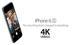 How to shoot 4K video on iPhone 6S