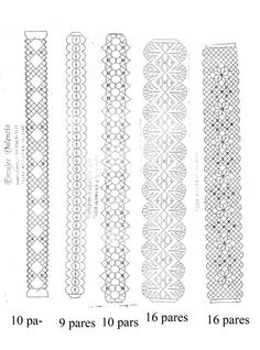 renda de bilros / bobbin lace esquemas / patterns - from Álbumes web de Picasa picasaweb.google.com Bobbin Lacemaking, Bobbin Lace Patterns, Loom Patterns, Lace Heart, Lace Jewelry, Lace Earrings, How To Purl Knit, Needle Lace, Lace Making