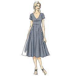 Vogue Patterns Misses' Dress 9101