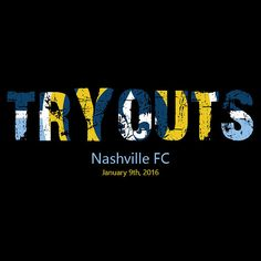 Semi-pro and Amateur soccer trials in Tennessee. National Premiere Soccer League. Nashville FC 2016 Open Tryouts   NPSL
