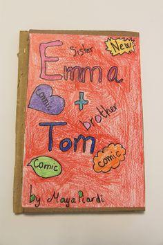 Comic Books - By Maya