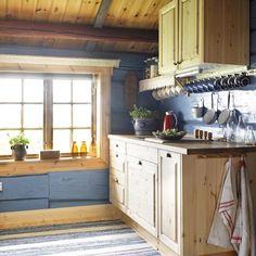 Mini hyttekjøkken