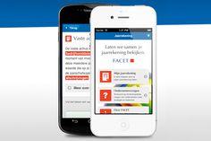 FACET Jaarrekening Hulp app
