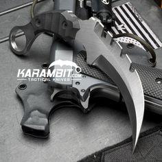 James Coogler's Kratos Karambit - Karambit.com
