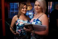The Girls Collecting Data for a venue in Yorkshire - Diamond Promotions provides your events with professional, well trained and experienced, confident staff. To book contact enquiries@diamondpromotionsyork.co.uk