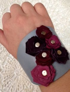 Lopa cuff available on etsy!