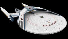 """A"" era, Heavy Cruiser variant. Star Trek Rpg, Star Trek Ships, Star Wars Art, Spaceship Art, Spaceship Concept, Concept Ships, Star Trek Starships, Star Trek Enterprise, Vaisseau Star Trek"