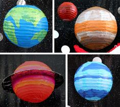 DIY Solar System Decoration | Party Ideas & Activities by Wholesale Party Supplies