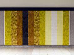 Claude Vermette , art publique , métro de montréal , station Berri Uquam.