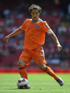 Andres Guardado of Valencia