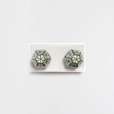 HAND-PAINTED CERAMIC KNOB (SET OF 2) - Knobs - Decoration | Zara Home United Kingdom