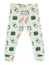 We are the official stockist of Tobias & The Bear Leggings in South West London. These Tobias & the Bear Leggings feature a fun sushi print. Available in sizes 3 months - 5 years. In stock now online or in our pop up shop Northcote Road. Scandinavian Nursery Furniture, Trendy Outfits, Girl Outfits, Travel Systems For Baby, Nursery Accessories, Modern Kids, Kids Store, Tobias, Kids Fashion